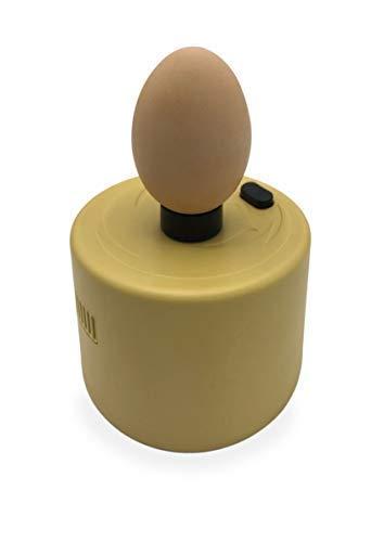 Examinador para huevos - Candelero de huevo para huevos de color claro de pollo o incubadora