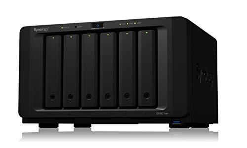 【NASキット】Synology DiskStation DS1621xs+ [6ベイ / クアッドコアCPU搭載 / 8GBメモリ搭載] 高性能6ベ...
