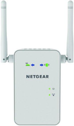 NETGEAR 11AC 750 Mbps Wi-Fi Range Extender (Wi-Fi Booster) (EX6100-100UKS)