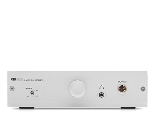 Musical Fidelity V90-BHA Symmetrischer High End Kopfhörerverstärker