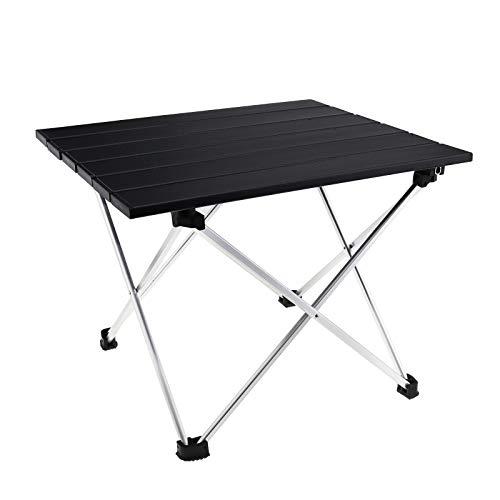 40x34x32cm portátil plegable mesa camping muebles al aire libre computadora mesa mesa...
