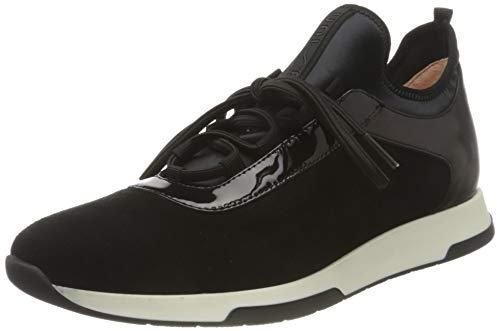 Unisa, Zapatillas Mujer, Negro, 38 EU