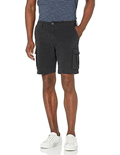 Goodthreads 9 inch Inseam Cargo Stretch Canvas Short Shorts, Cruz V2 Fresh Foam, 32