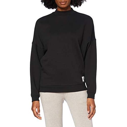 Calvin Klein Women's L/S Sweatshirt Pajama Top
