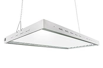 Durolux DL8416ST T5 HO Steel Grow Light - 4 Feet 16 Bulbs - Fluorescent Hydroponic Indoor Fixture - Veg Bulbs