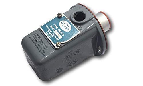 Fireye 45UV5-1000 U.V. Self-Checking Discrete Flame Ultraviolet Scanner