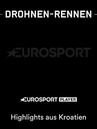 Drohnen-Rennen : DR1 Champions Series - Highlights aus Kroatien