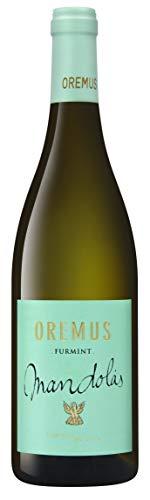 Botella de Vino Blanco Oremus Mandolas 2016 Furmit Tokaji