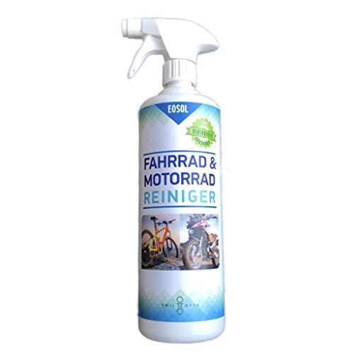 Emil Otto EOSOL Fahrradreiniger/Mountainbike Reiniger, extrem wirksam, Hochleistungsreiniger auf Wasserbasis in 1.000 ml Schaumsprühflasche (1037SS261)