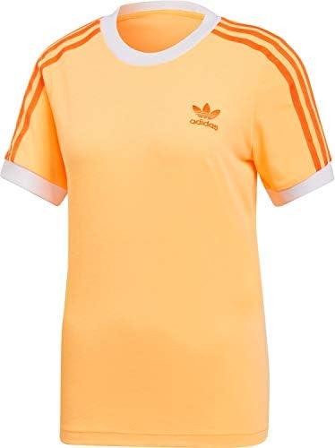 Adidas 3-Stripes Camiseta de Manga Corta para Mujer