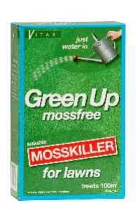 Vitax Green Up Engrais anti-mousse 1 kg