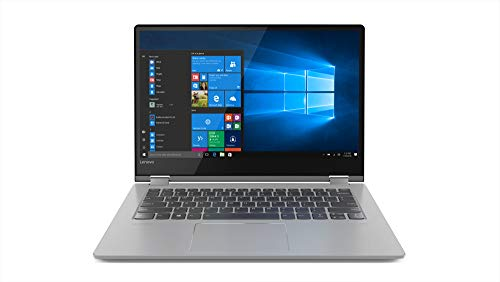 Lenovo Yoga 530-14ARR - Ordenador Portátil Táctil Convertible 14' HD (AMD Ryzen3 2200U, 4GB RAM, 128GB SSD, Intel UHD Graphics, Windows 10), Negro - Teclado QWERTY Español