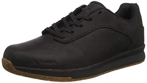 VAUDE Tvl Asfalt Dualflex, Chaussures de VTT Mixte, Noir (Black 010), 43 EU