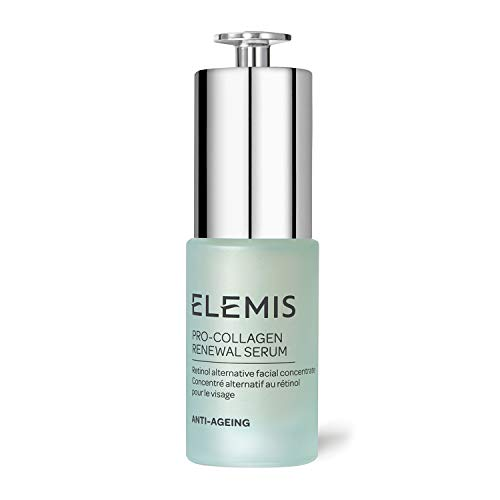 Elemis Pro-Collagen Renewal Serum, Powerful Anti-Wrinkle Face Serum to Rejuvenate, Firm and Renew, Facial Serum with Advanced Formula, Effective Skin Serum to Reduce Wrinkles and Hydrate Skin, 15ml