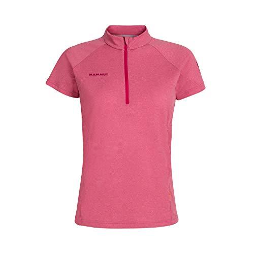 Mammut Damen T-shirt Aegility Half Zip, violett, S