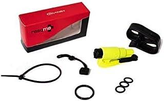 RESQME – Chaveiro de emergência original, ferramenta de escapamento de carro, cortador de cinto de segurança 2 em 1 e queb...