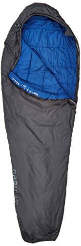 Deuter Unisex-Adult Orbit + 5° - L Schlafsack, Granite-Steel, Einheitsgröße