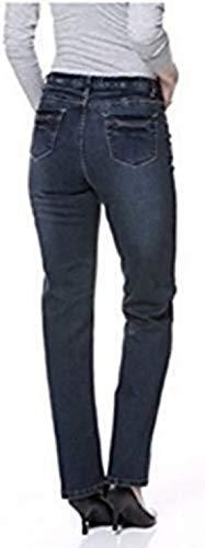 CORLEY Jeans Damen Kurzgröße - Indigo Blue Gr. 19