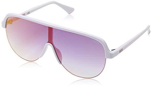 Guess GU8202-0021U Gafas de sol, Blanco, 62 para Mujer