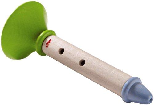 HABA- Flûte Trompette, 007730
