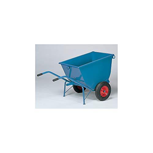 Kipp-Japaner - Luftgummireifen, 250 l - Einradkarren Schubkarren Einradkarren Schubkarren Einradkarren Schubkarren