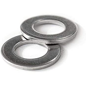 FLAT SECTION SPRING WASHERS A4 DIN127B M8//8mm STAINLESS STEEL RECTANGLE