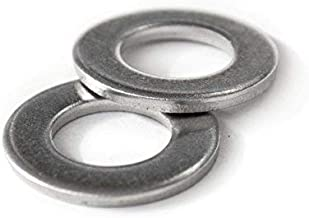 10-Pack SU304 Stainless M10 Flat Washers