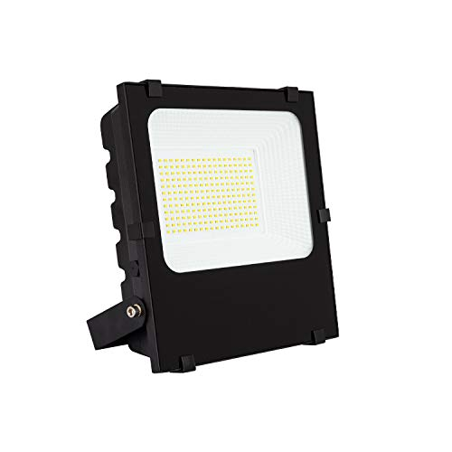 LEDKIA LIGHTING Foco Proyector LED 100W 140 lm/W HE PRO Regulable Blanco Neutro 4000K - 4500K