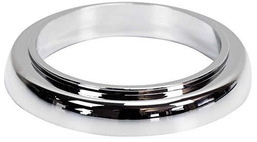 Keuken Kraan Base Ring + Pakking Onder Tap Washer Rozet Verchroomd Kunststof