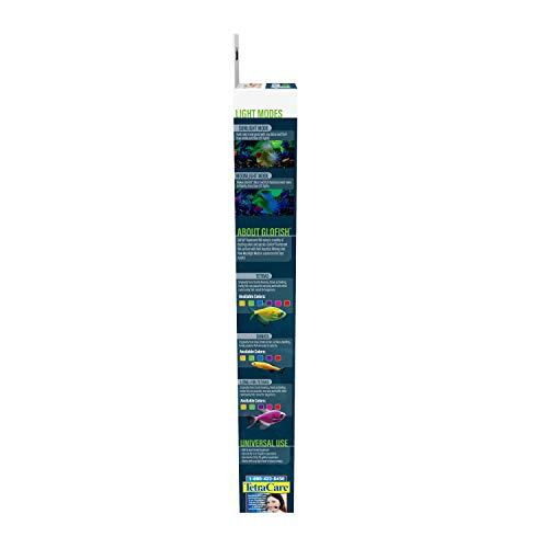 GloFish Blue & White LED Stick Light, for 10 Gallon Aquariums