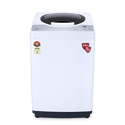 IFB 6.5 Kg Fully-Automatic Top Loading Washing Machine (REWH 6.5, White)