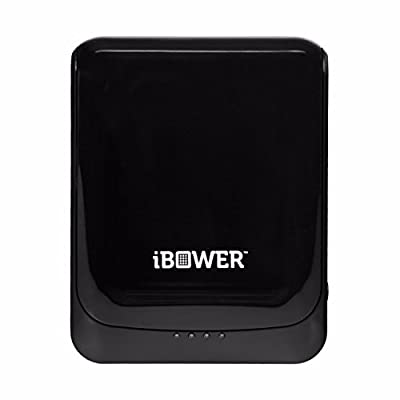 iBower IBO-BB12000 Ultimate Power 12000mAh Rechargeable Smartphone/Tablet Backup Battery