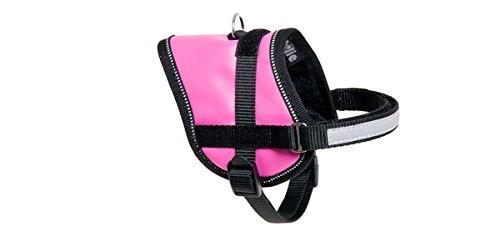 Karlie Teeny Weeny Geschirr B: 15 mm Br um: 36 - 46 cm S pink