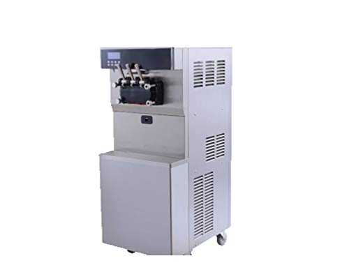 Read About US WH IceAge Commercial Soft Ice cream Machine 220 V Vanilla Cone Soft Serve Cone Machine...