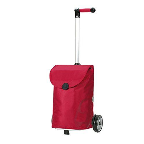 Andersen Shopper Unus mit Tasche Pepe 39 Liter rot