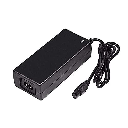RLRL 29.4 v 42 V 54.6 V 2A |Reemplazo del Cargador de Cargador de Scooter eléctrico Cargador de batería para Movilidad Scooter/Silla de Ruedas eléctrica (Color : B, Size : 29.4V 2A)