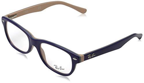 Ray-Ban Unisex RY1555-3818-48 Brillenfassungen auf Rezept, Mehrfarbig, 48mm