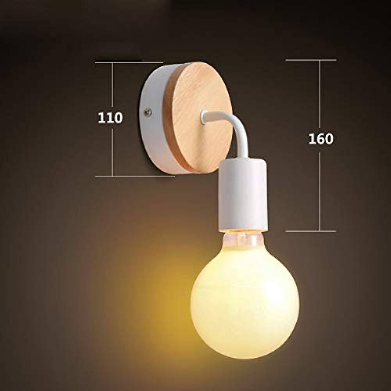 Wand kreative Persnlichkeit des 'Modernen der skandinavischen Holz Eisen Bett Flur Wandleuchte Badezimmer Spiegel das Licht der store Lampen Laternen leuchten (Stil  15-W2630 (A)