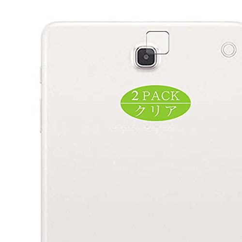 VacFun 2 Piezas Protector de Lente de cámara, compatible con Samsung Galaxy Tab A 8.0 3G SM-T351 t355c, Cámara Trasera Lente Protector(Not Cristal Templado)