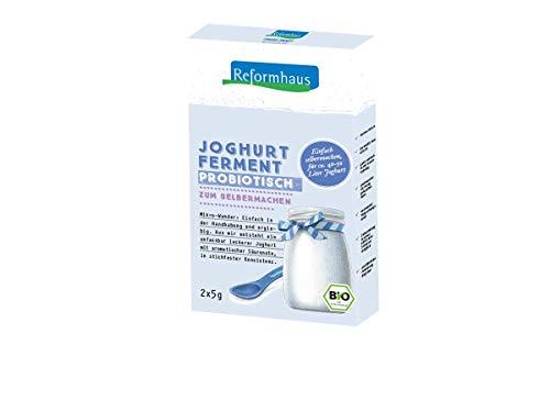 Reformhaus Joghurt-Ferment, mild probiotisch bio, 10 g 7635
