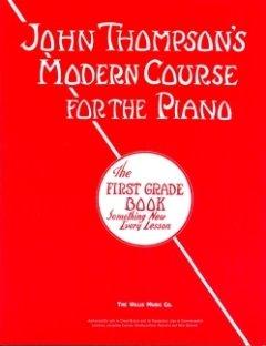 MODERN COURSE 1 - arrangiert für Klavier [Noten / Sheetmusic] Komponist: THOMPSON JOHN