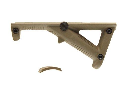 Cyma Airsoft Angled Fore Grip/Foregrip - TAN, für Weaverschienen (20-23mm)