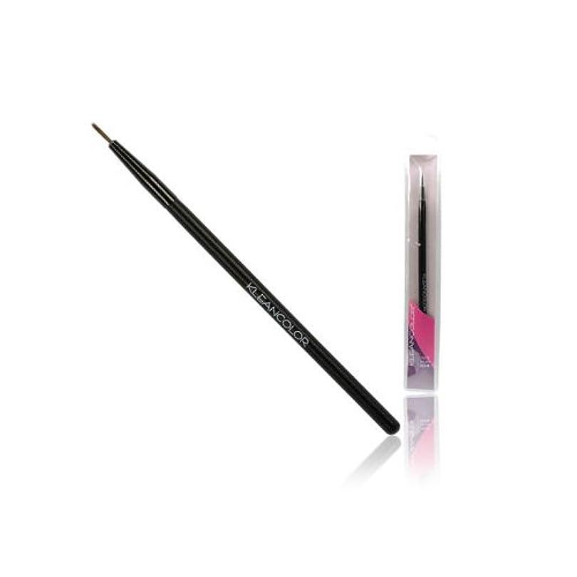 彼自身雑品滅多(6 Pack) KLEANCOLOR Precise Eyeliner Brush (並行輸入品)