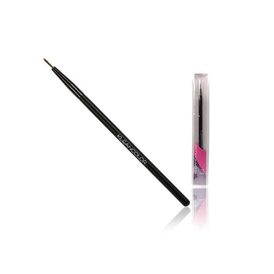 大きいこだわり美人(6 Pack) KLEANCOLOR Precise Eyeliner Brush (並行輸入品)
