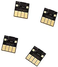 zzsbybgxfc Accessories for Printer PRTA23558 975 XL Cartridge ARC Chip for HP Pagewide Pro 352dw 377dw 452dn 452dw 477dn 477dw 552dw Printer - (Type: BK) (Color : 1set)