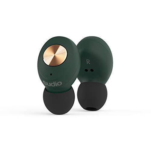 Sudio | Tolv | Auriculares Intraurales Inalámbricos Bluetooth |...
