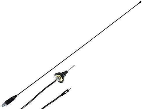 Antenne perche 0.76m AM FM 1.6m reglable
