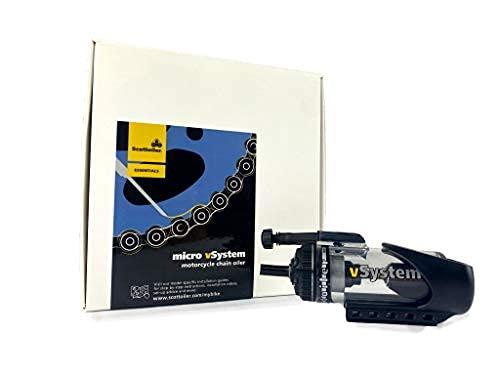 Scottoiler Essentials - Micro-vSystem - automatisches Kettenschmiersystem für Motorräder
