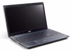 Acer TravelMate 5742-384G32Mn - Ordenador portátil (i3-380M, Gigabit Ethernet, WI-Fi, DVD Super Multi DL, Touchpad, Windows 7 Professional)