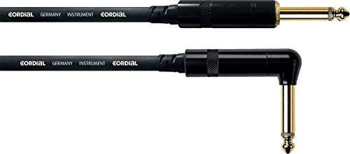 Cordial - Cable de conexiones (6 m, 90°, CCI 6 PR)